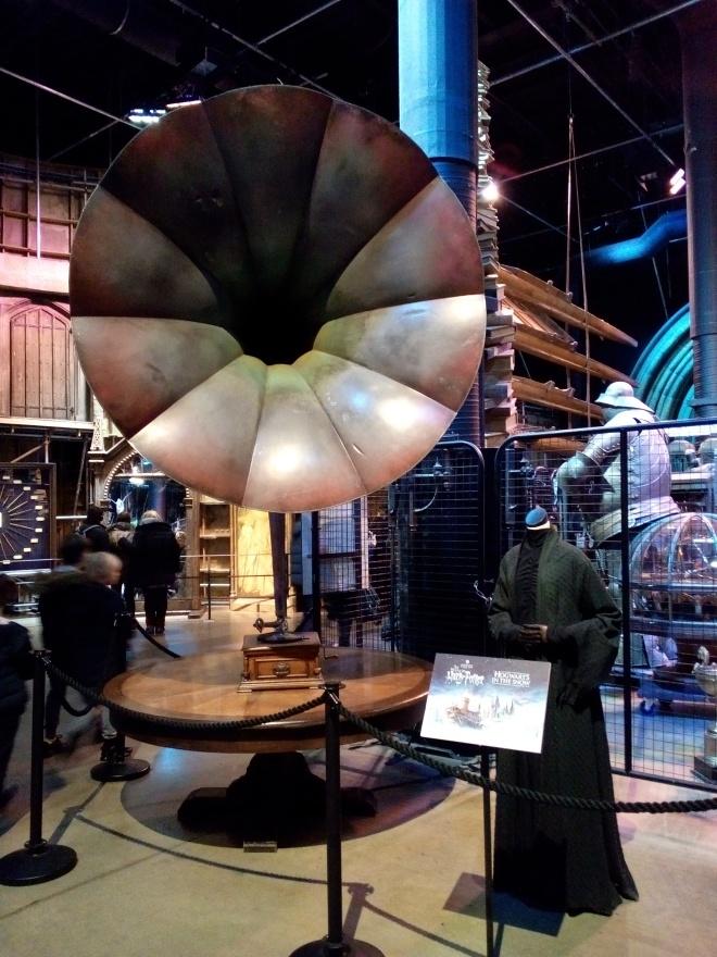 Gramophone - The Making of Harry Potter - Studio Tour London
