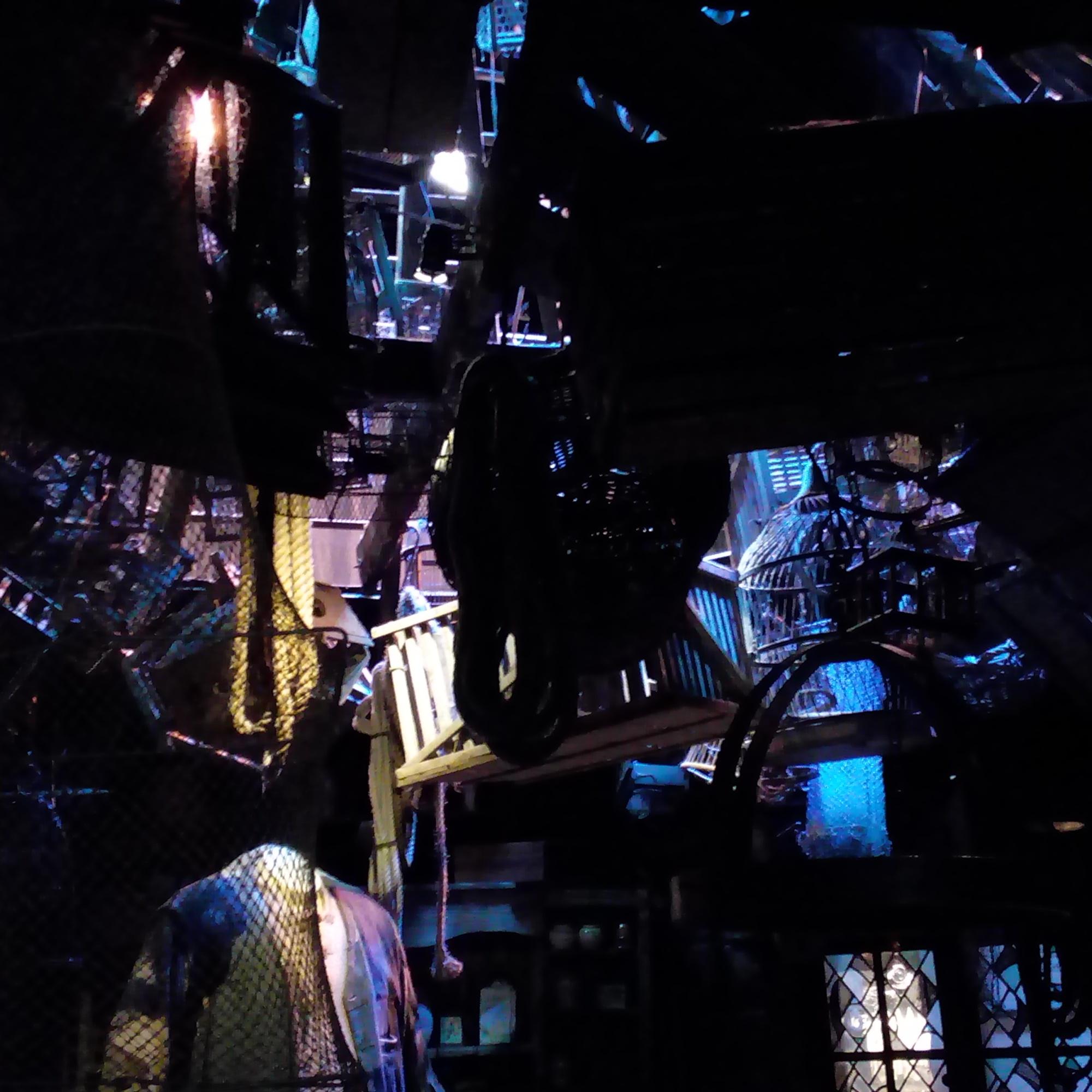 La Cabane de Hagrid - The Making of Harry Potter - Studio Tour London