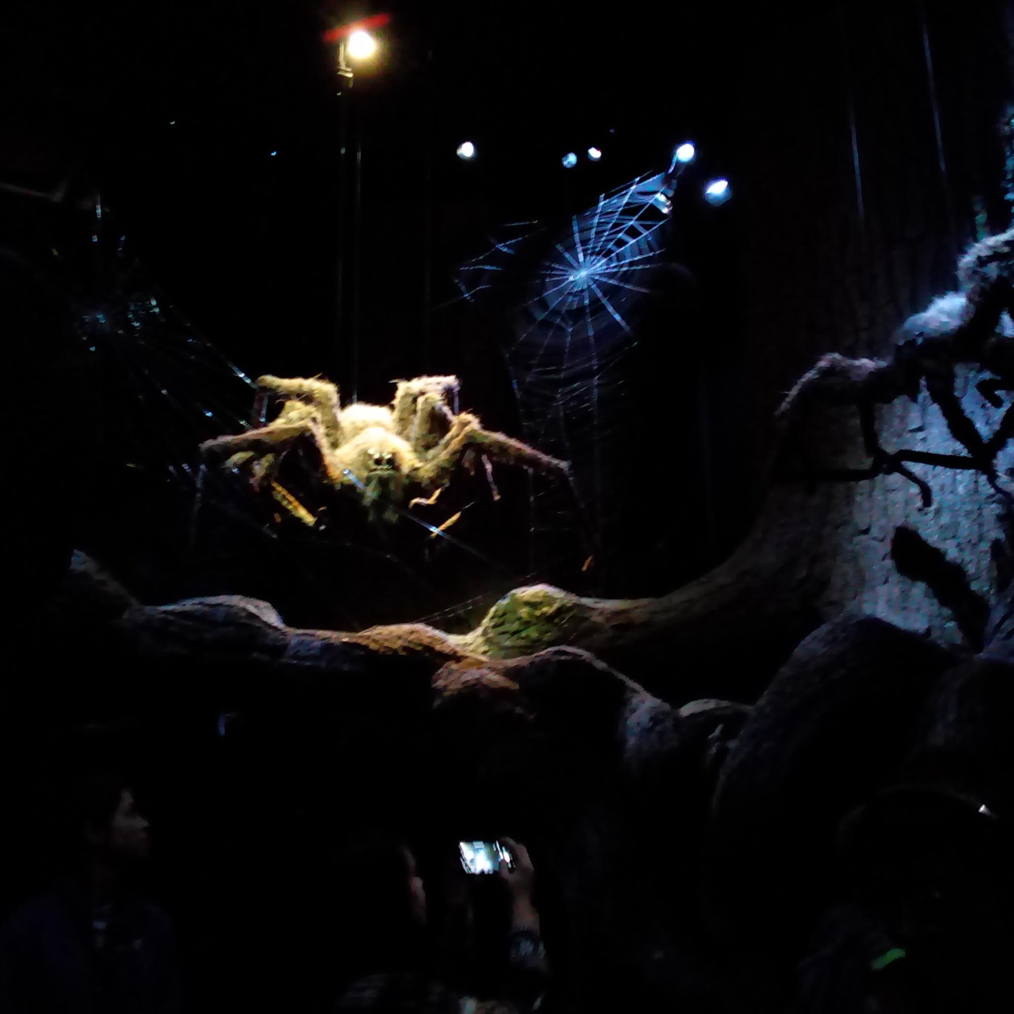 La Forêt interdite - The Making of Harry Potter - Studio Tour London