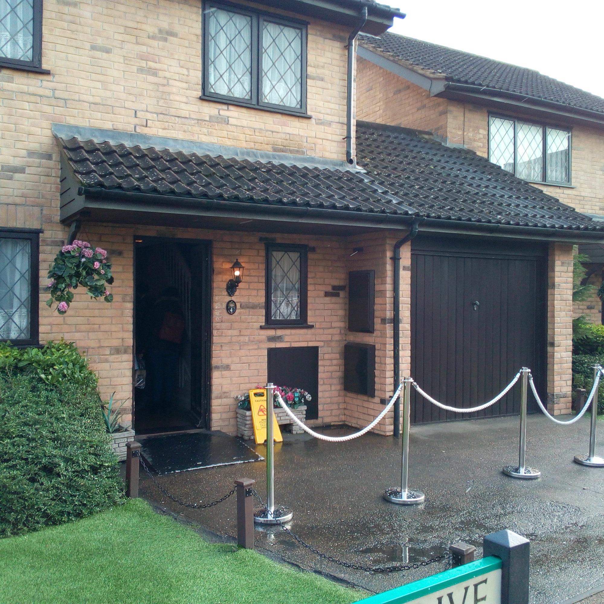 4, Privet Drive chez les Dursley - The Making of Harry Potter - Studio Tour London