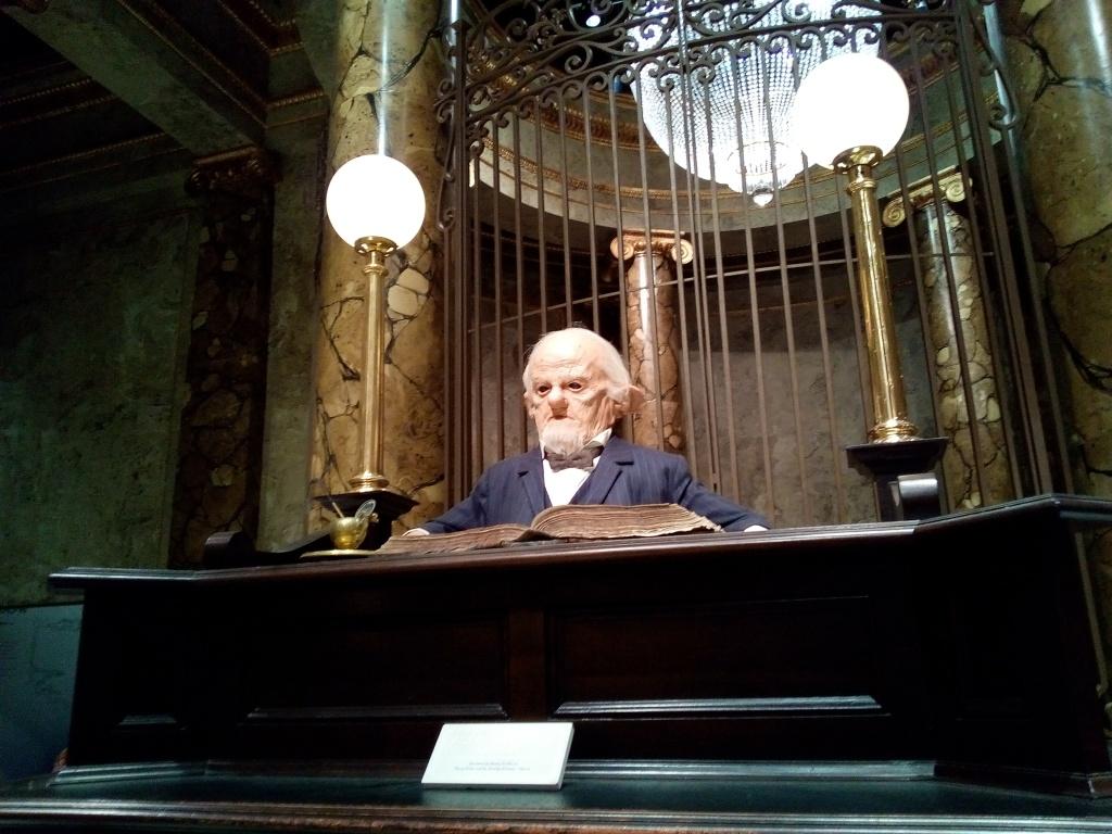 Gobelin de la Banque de Gringotts - The Making of Harry Potter - Studio Tour London
