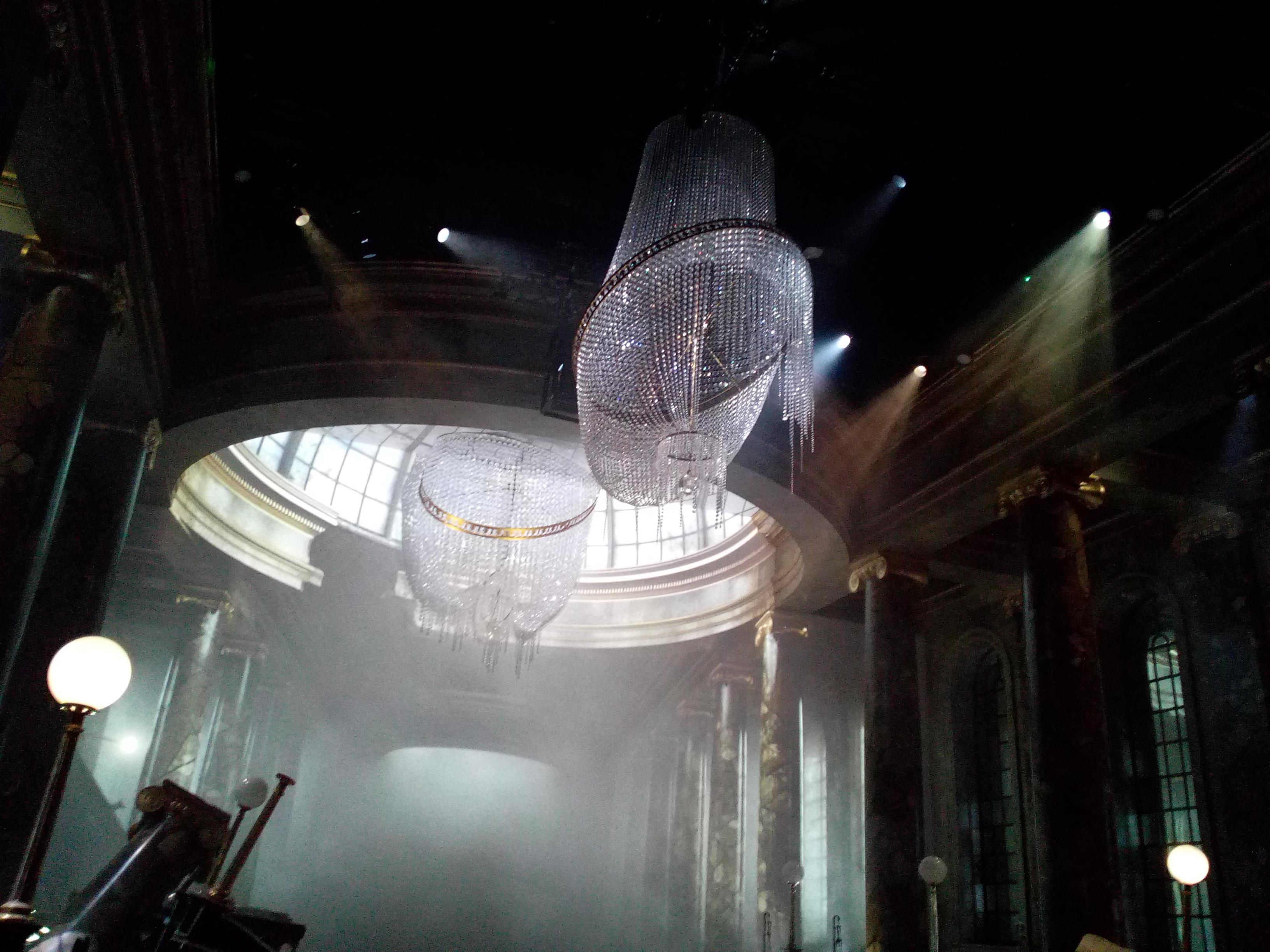 Destruction de la Banque de Gringotts - The Making of Harry Potter - Studio Tour London