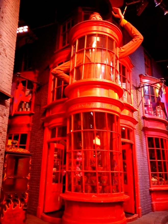 Chez Weasley - The Making of Harry Potter - Studio Tour London