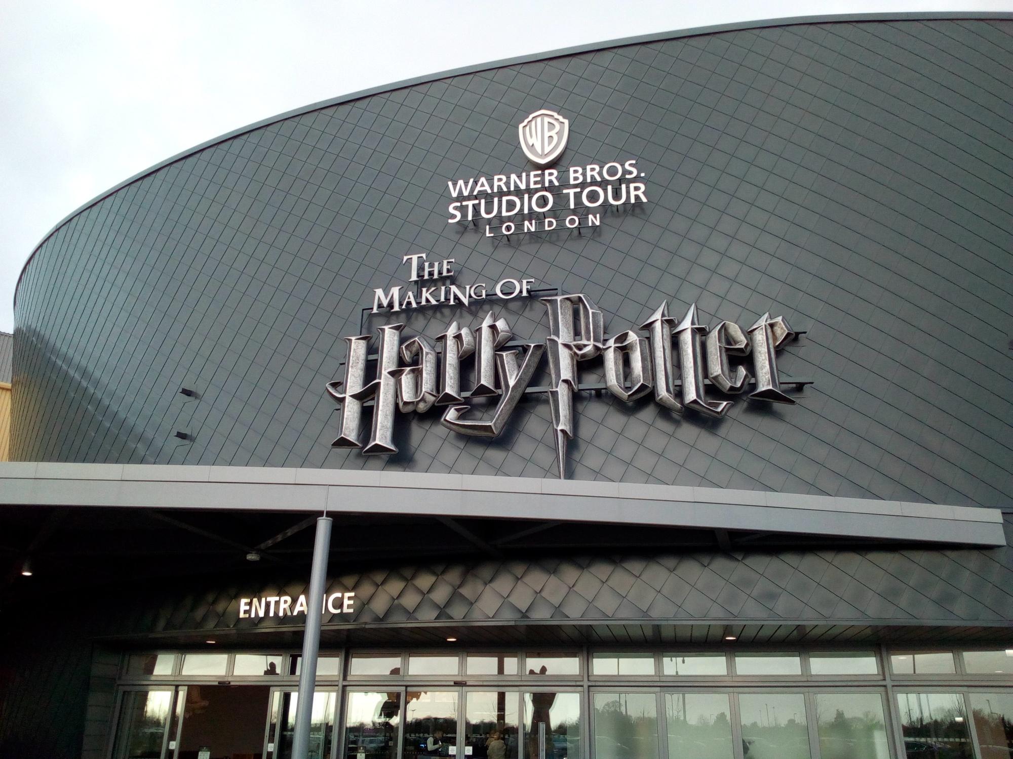 The Making of Harry Potter - Studio Tour London