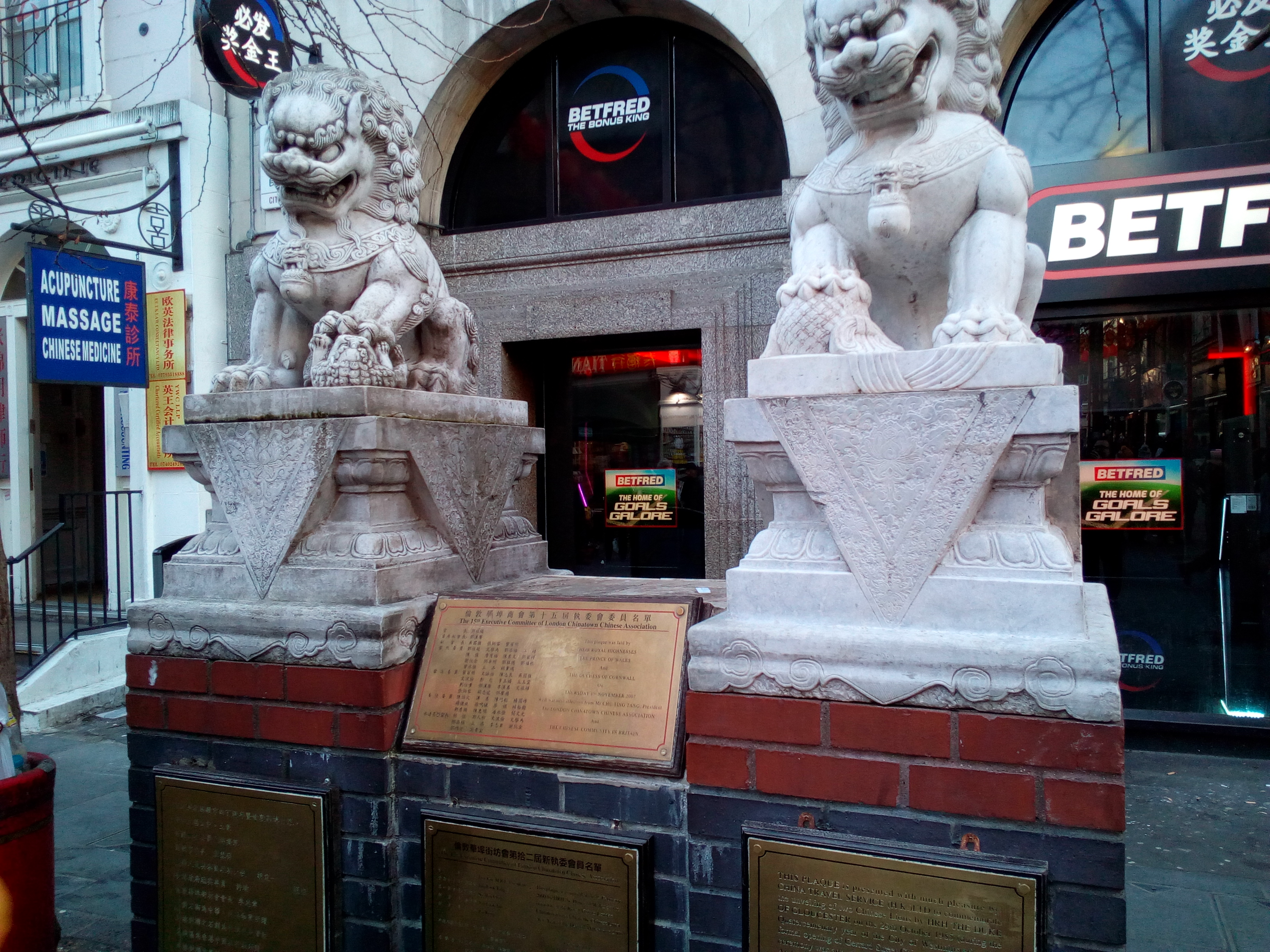 Chinatown , London