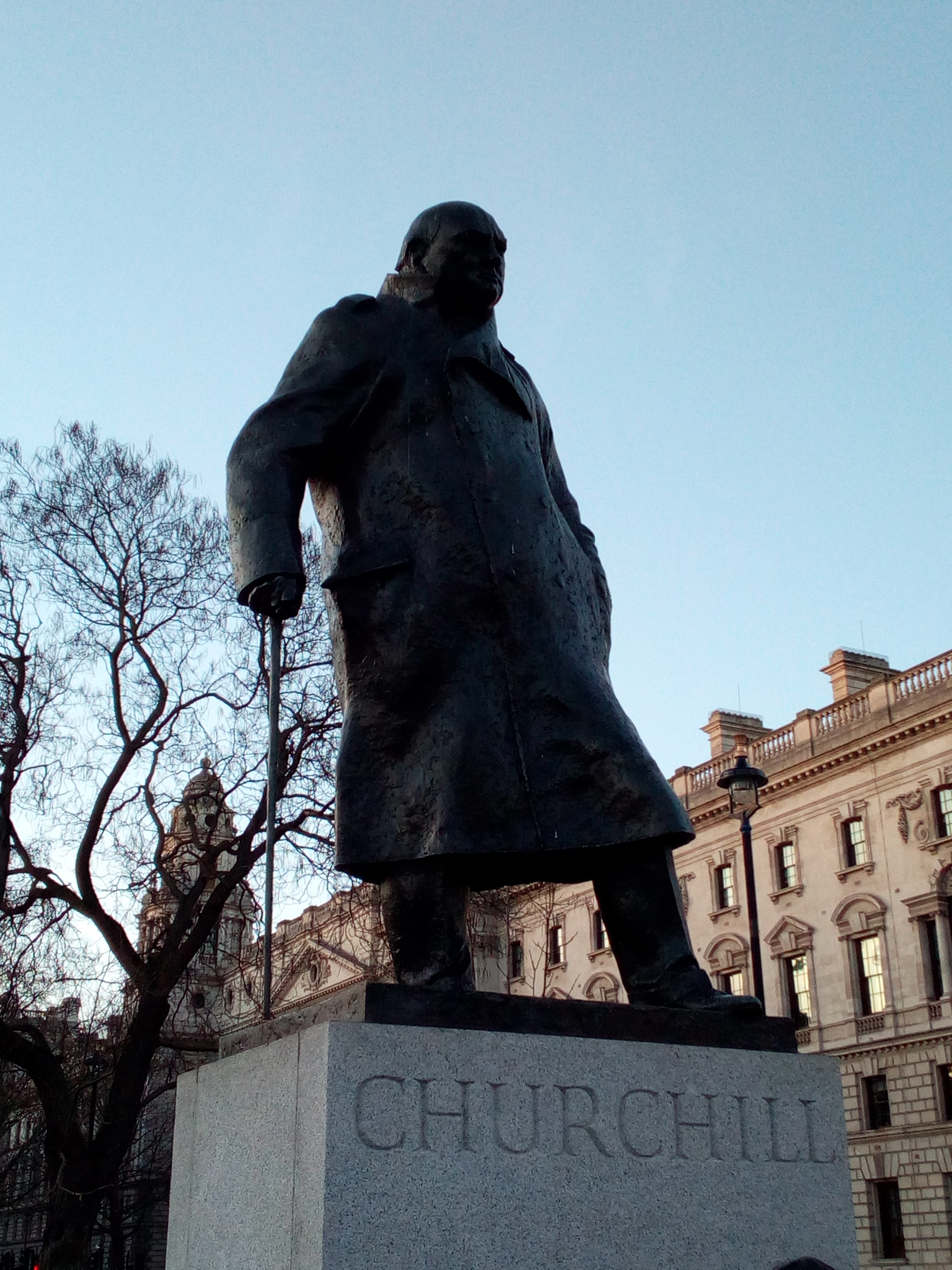 Churchill, London