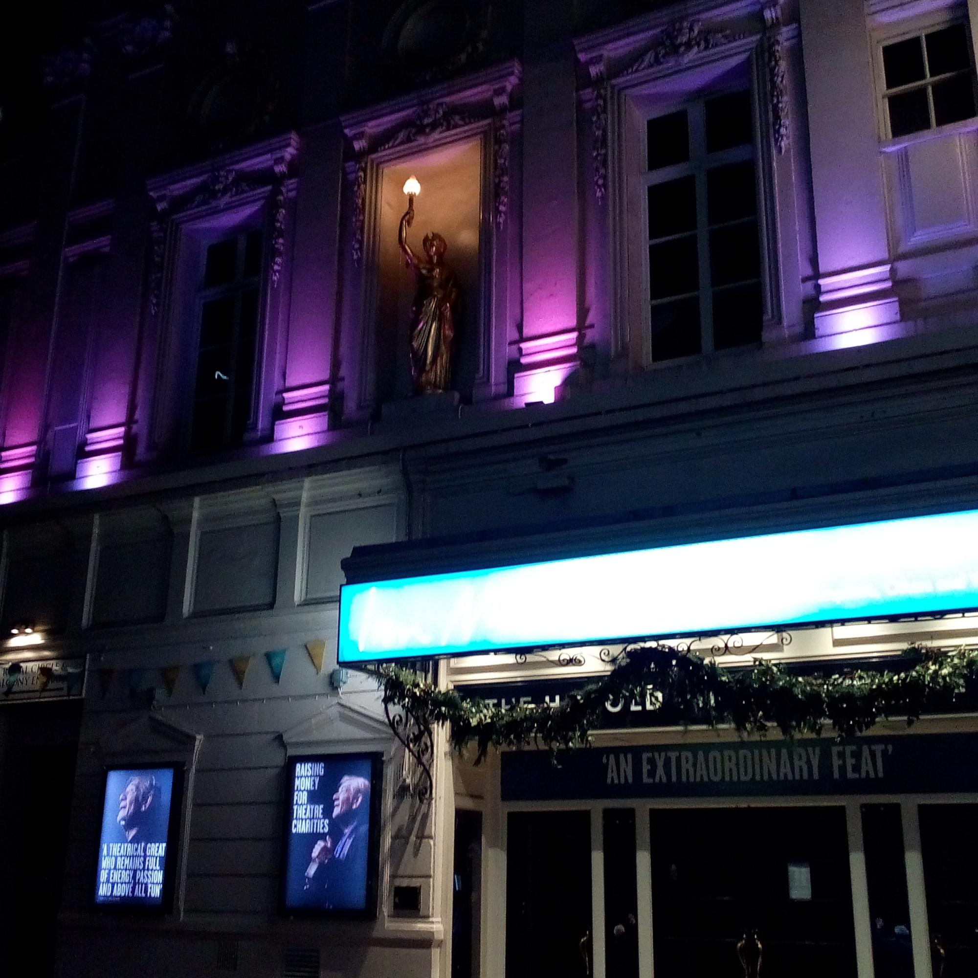 Londres, les comédies musicales