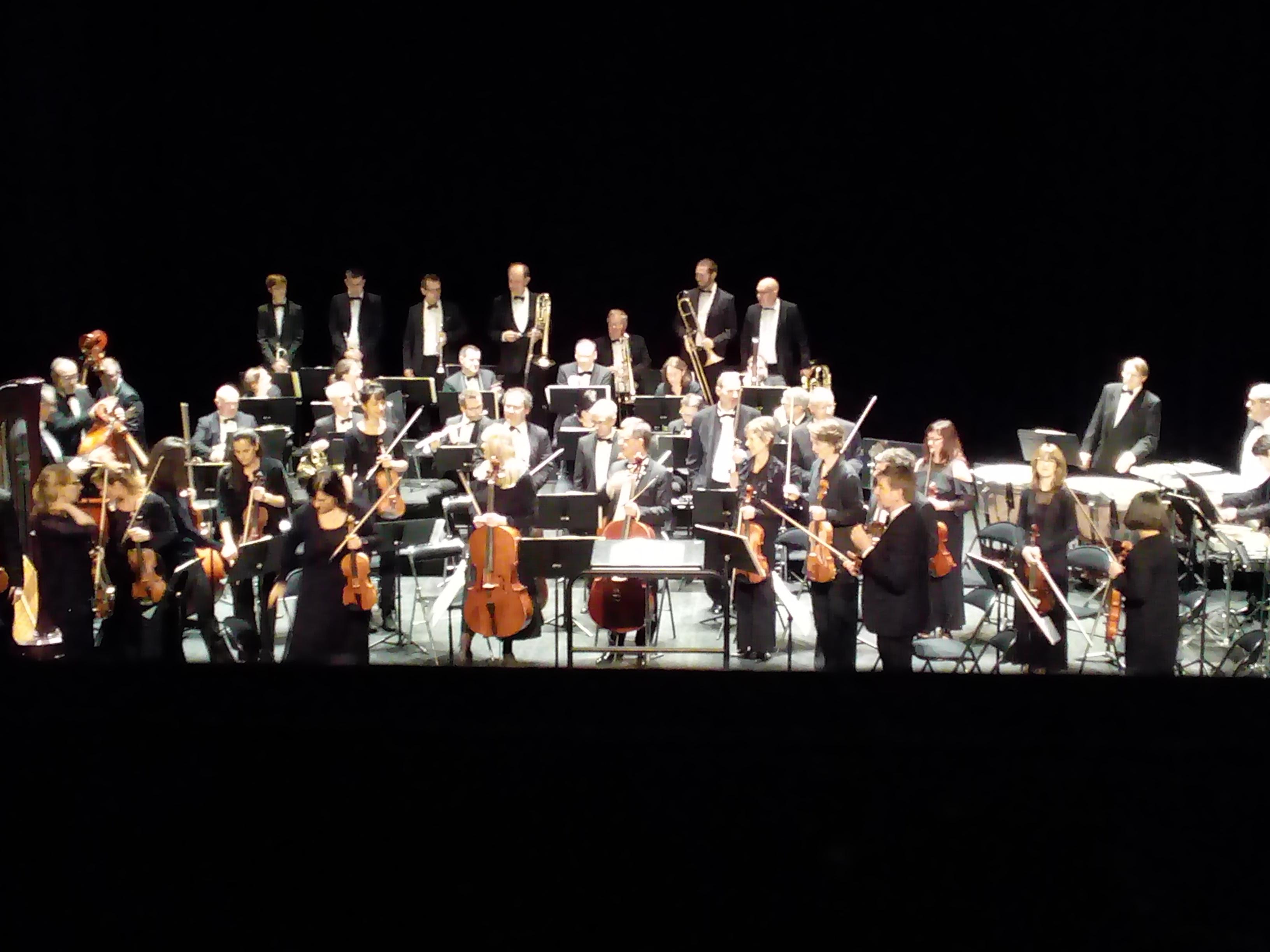 Concert du Nouvel An de l'Orchestre de Dijon Bourgogne