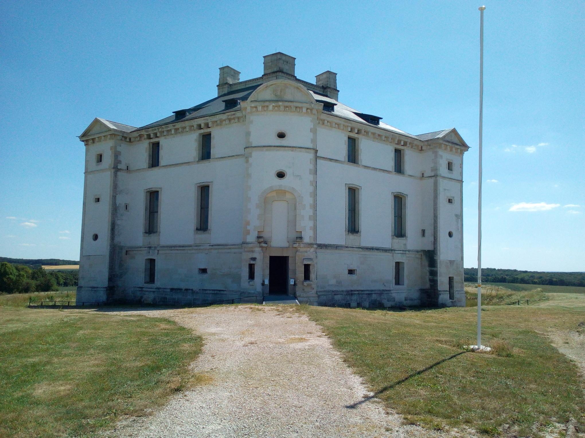 Château de Maulnes à Cruzy-le-Châtel (Yonne)