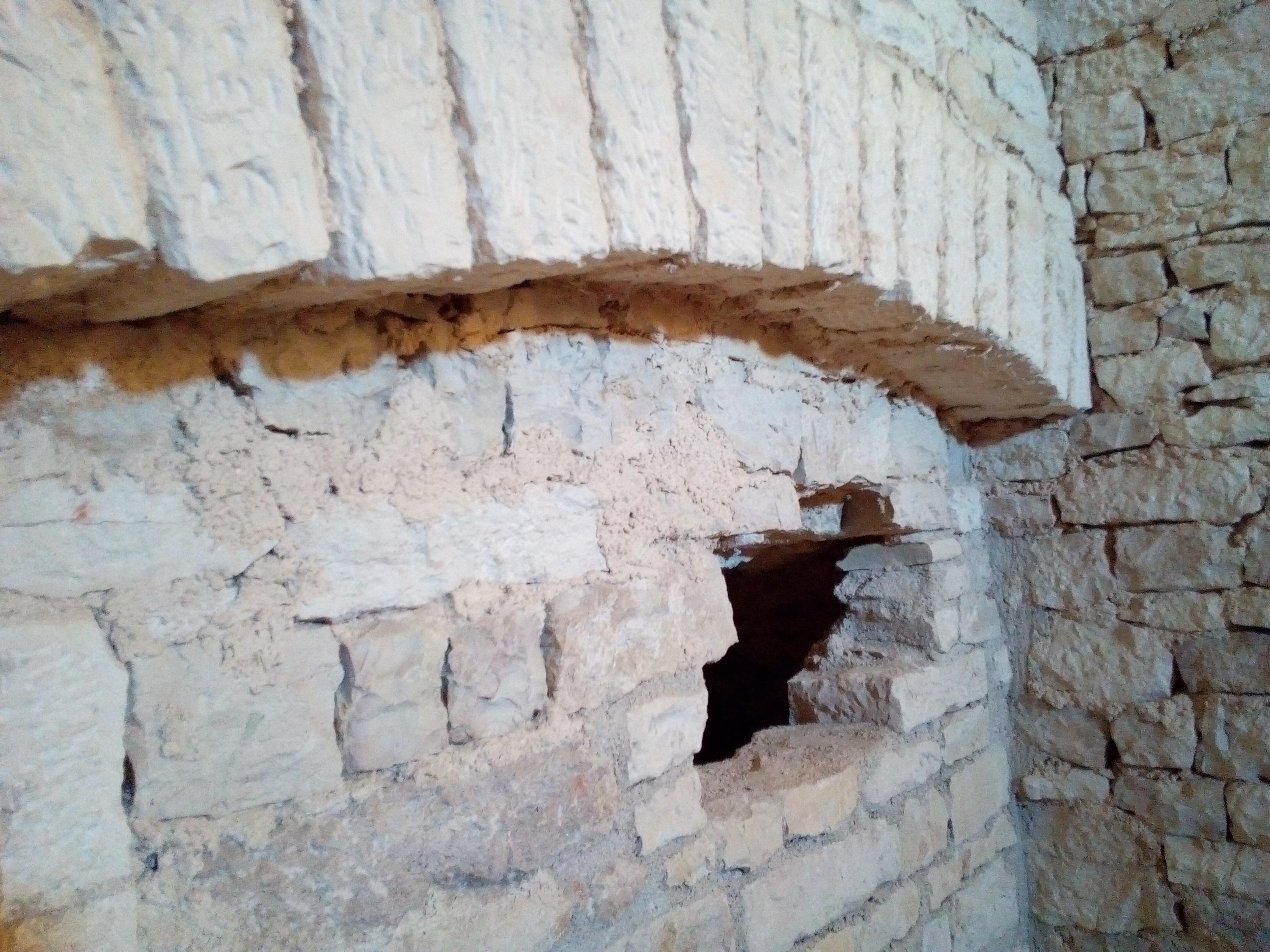 Les celliers du Château de Maulnes à Cruzy-le-Châtel (89)