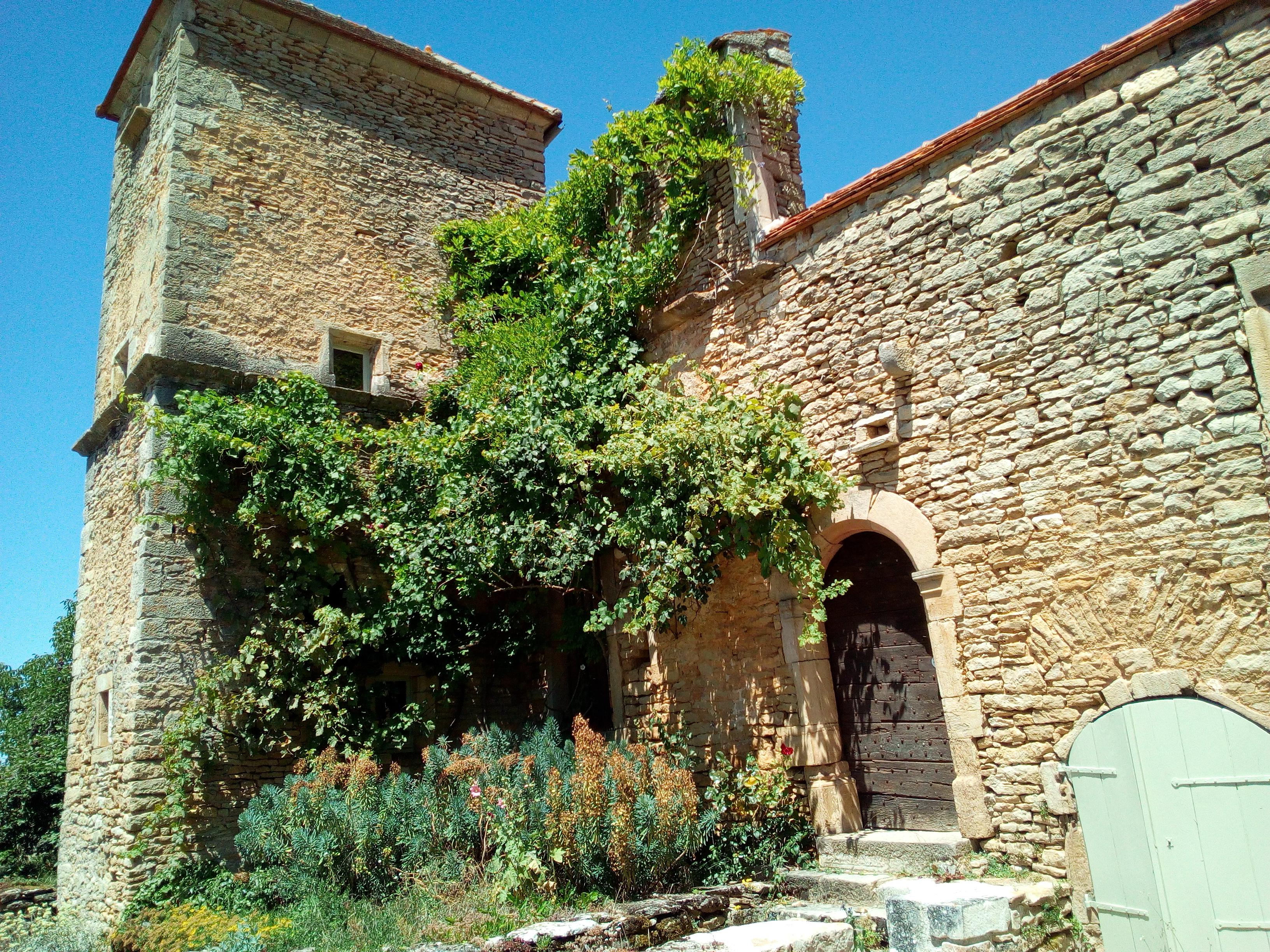 Maison des Mépartistes de Châteauneuf-en-Auxois