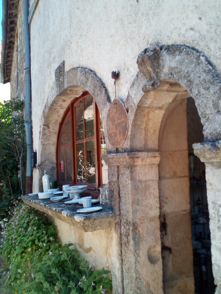 Echoppe du potier d'étain de Châteauneuf-en-Auxois