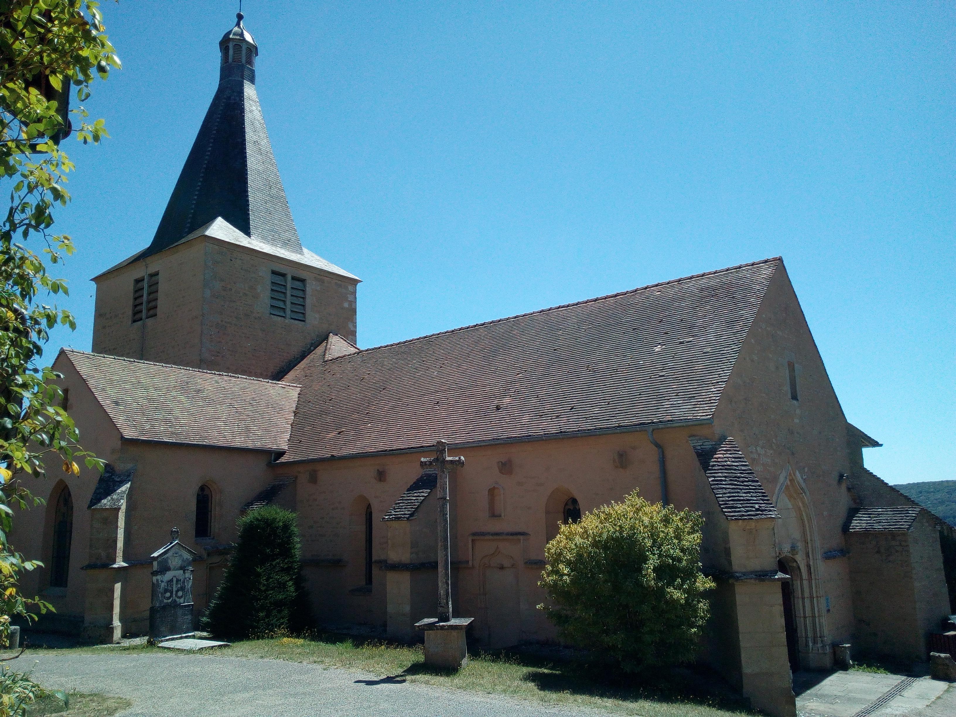 Eglise de Châteauneuf-en-Auxois