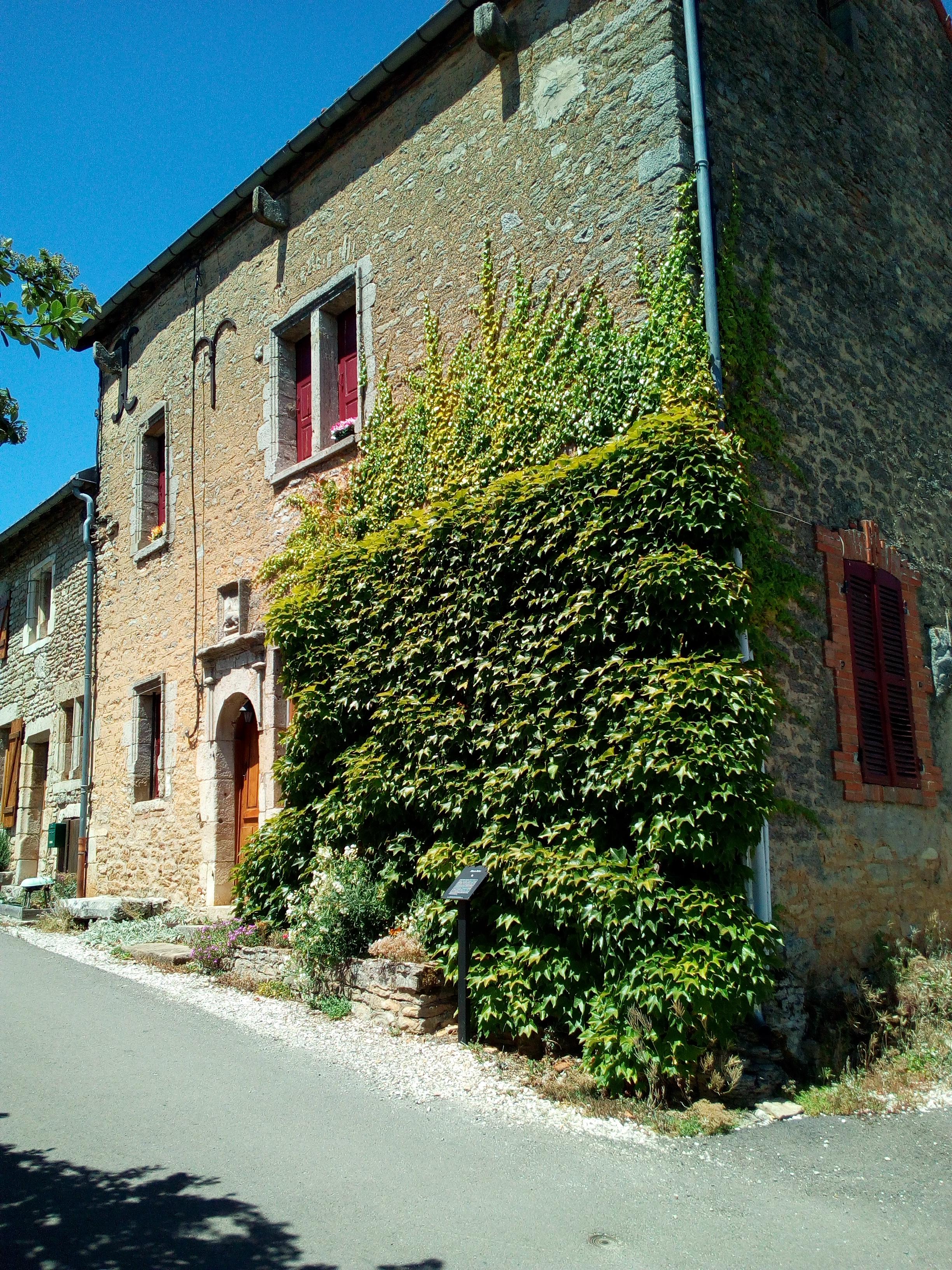 Maison Bichot de Châteauneuf-en-Auxois