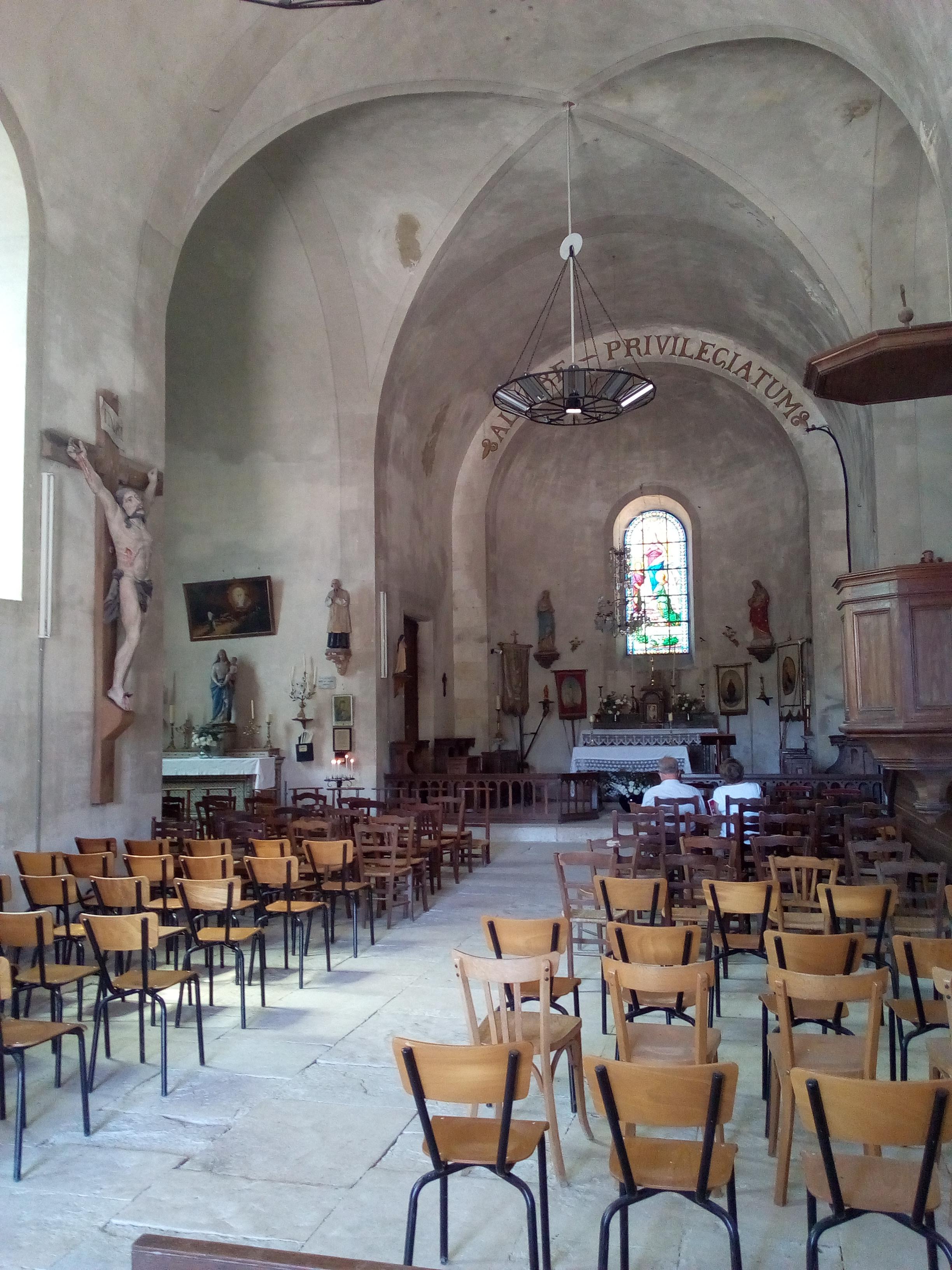 Eglise d'Apremont-sur-Allier (18)