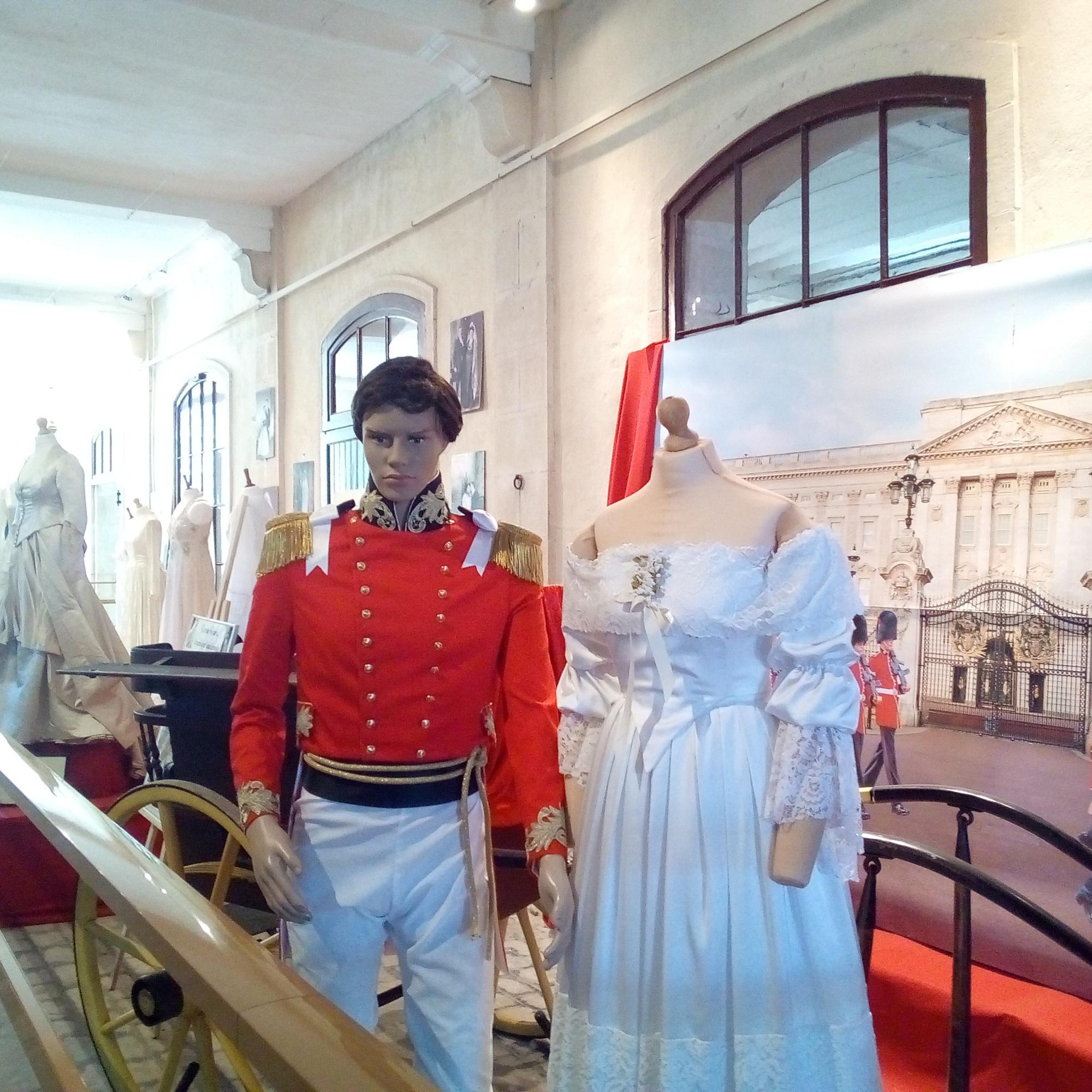 """Exposition mariage é""""curies du château d'Apremont-sur-Allier (18)"""