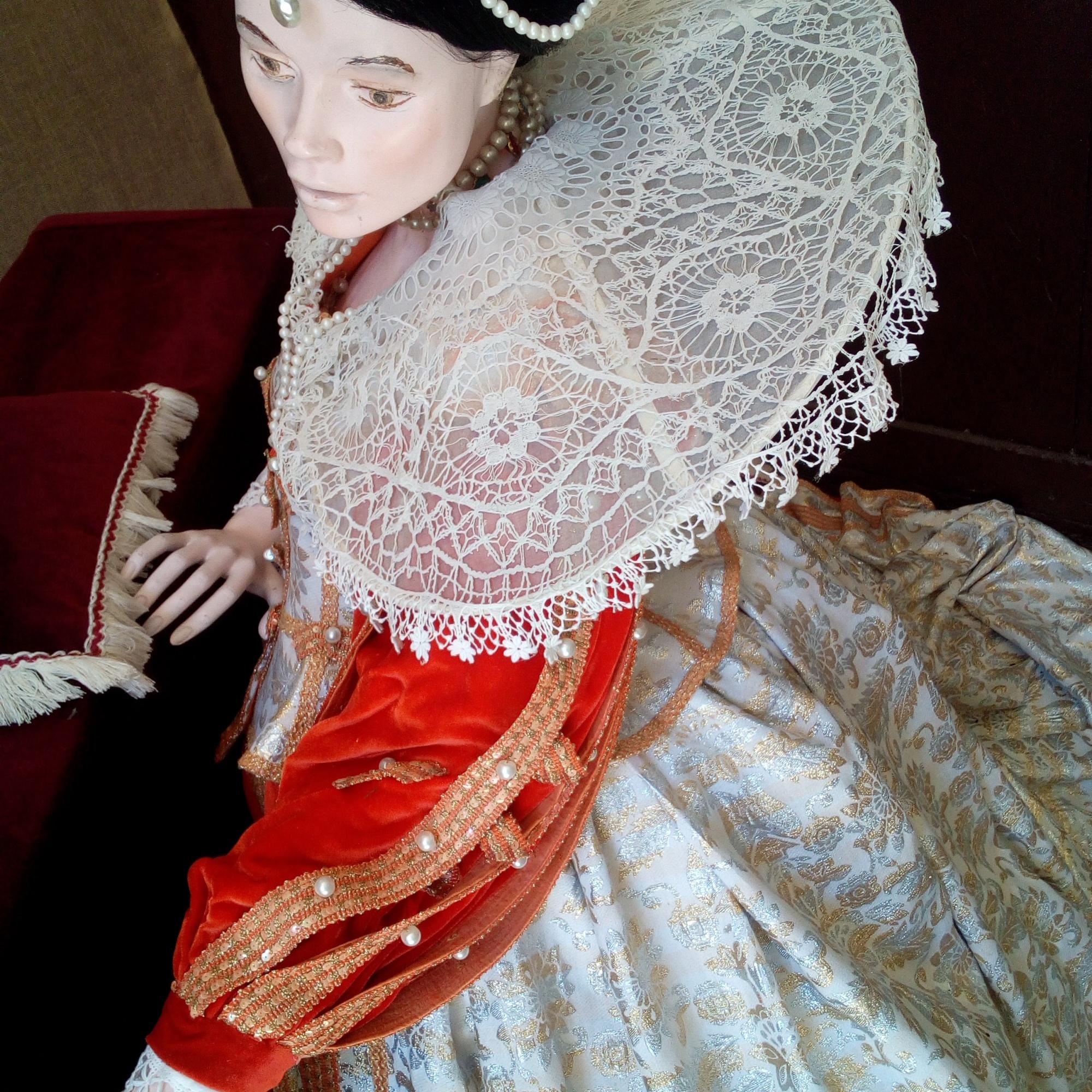 Exposition mariage écuries du château d'Apremont-sur-Allier (18)