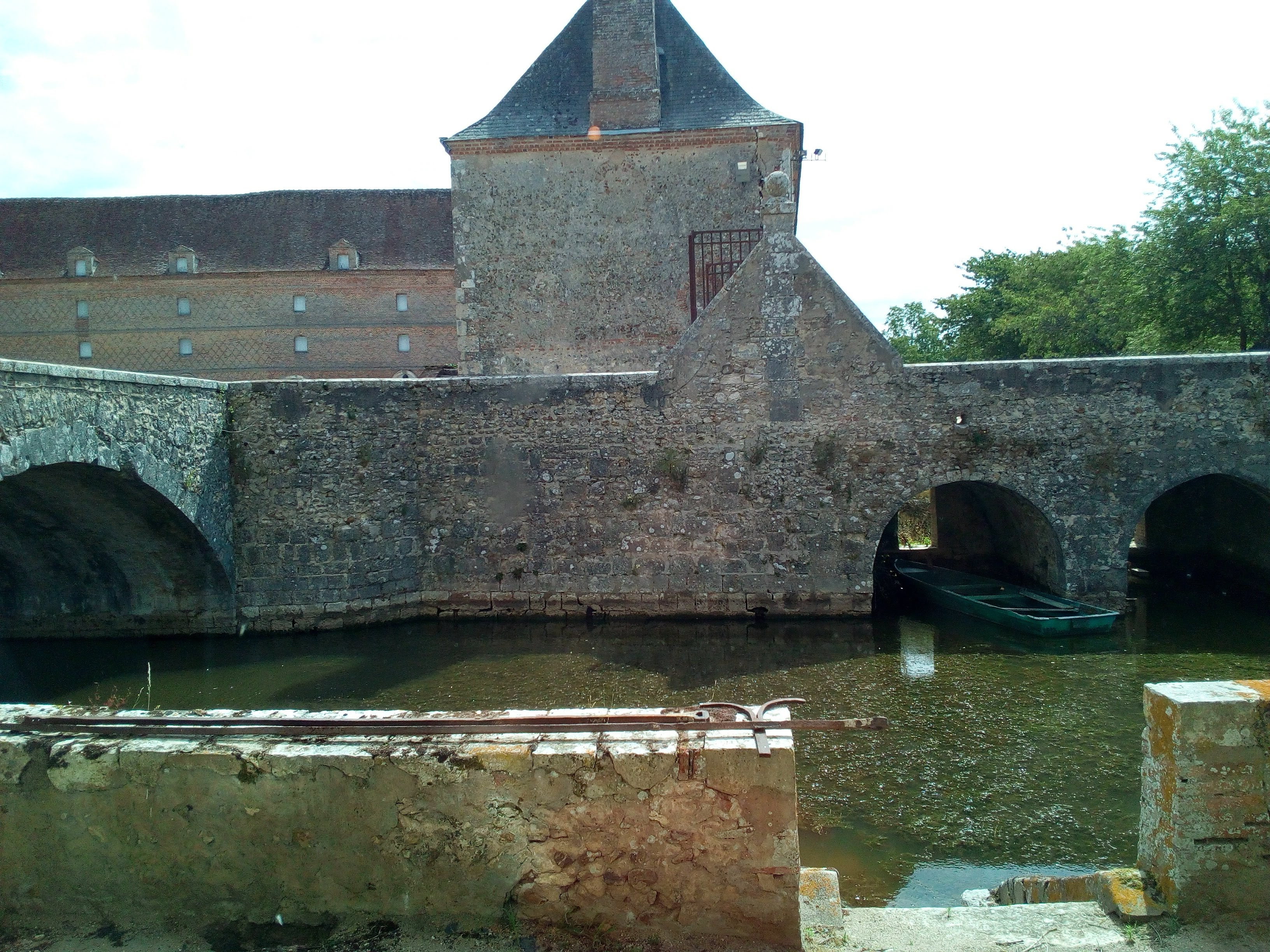 Château de la Bussière, Loiret