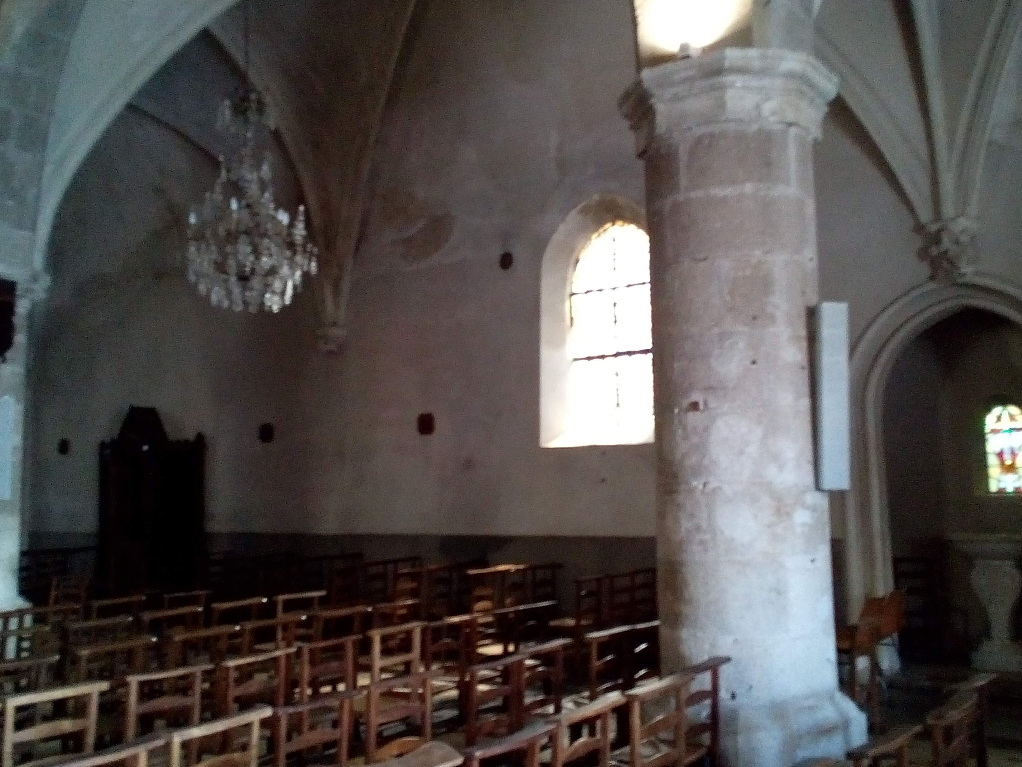 Eglise Saint-Ythier de Sully-sur-Loire