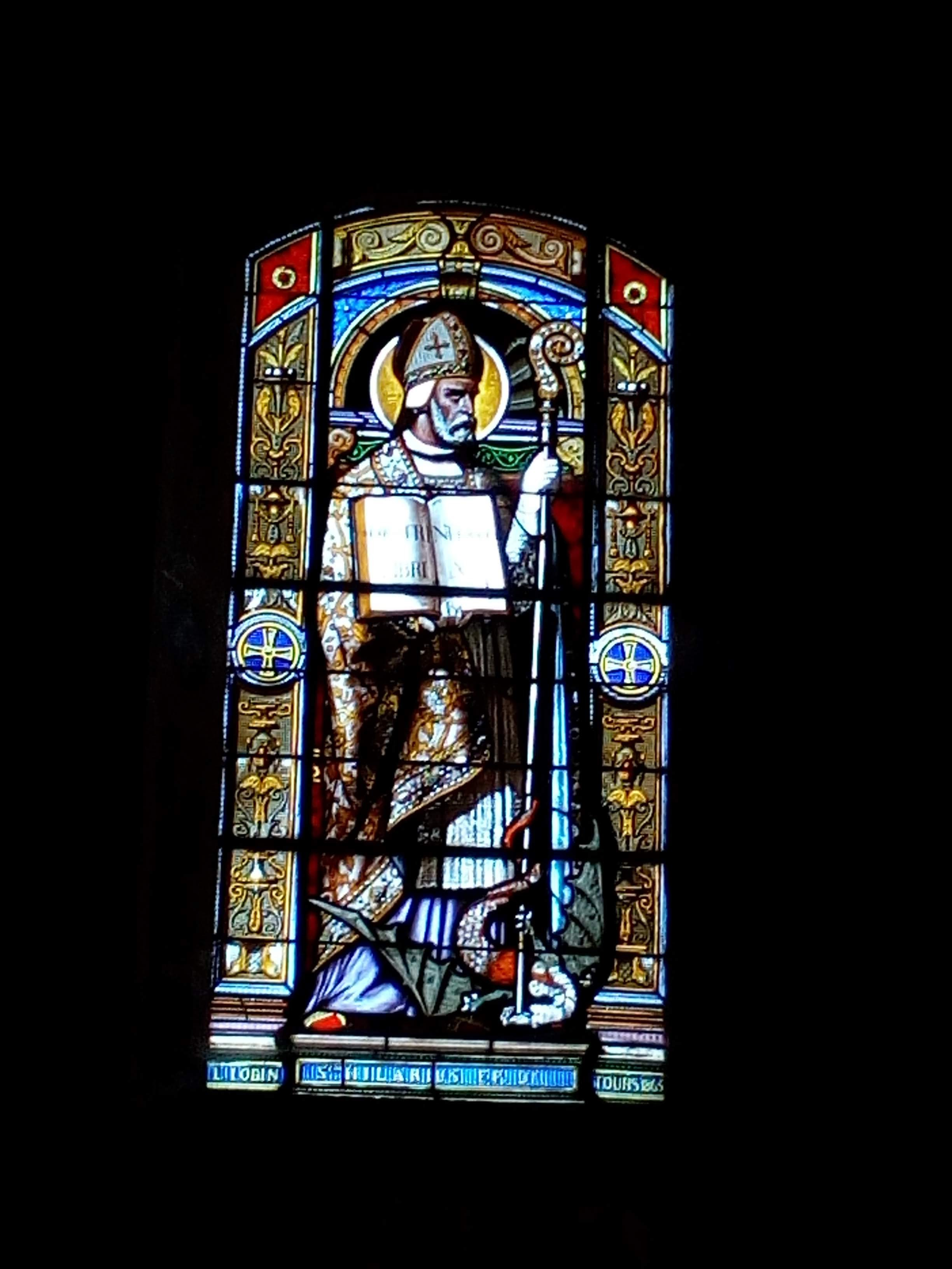 Eglise Saint Hilaire, Bazoches
