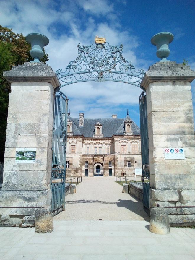 Château de Tanlay, Yonne
