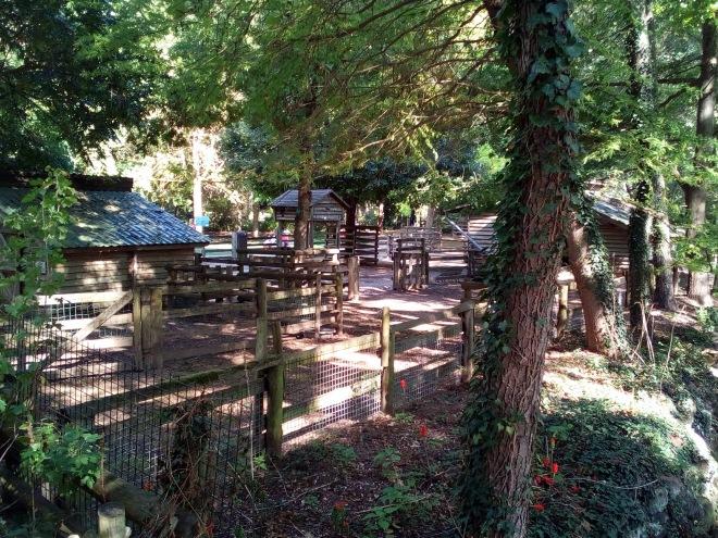 Le Parc du Moulin à Tan de Sens (89)