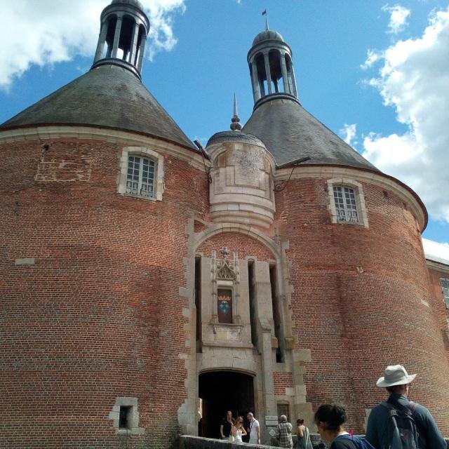 Château de Saint-Fargeau