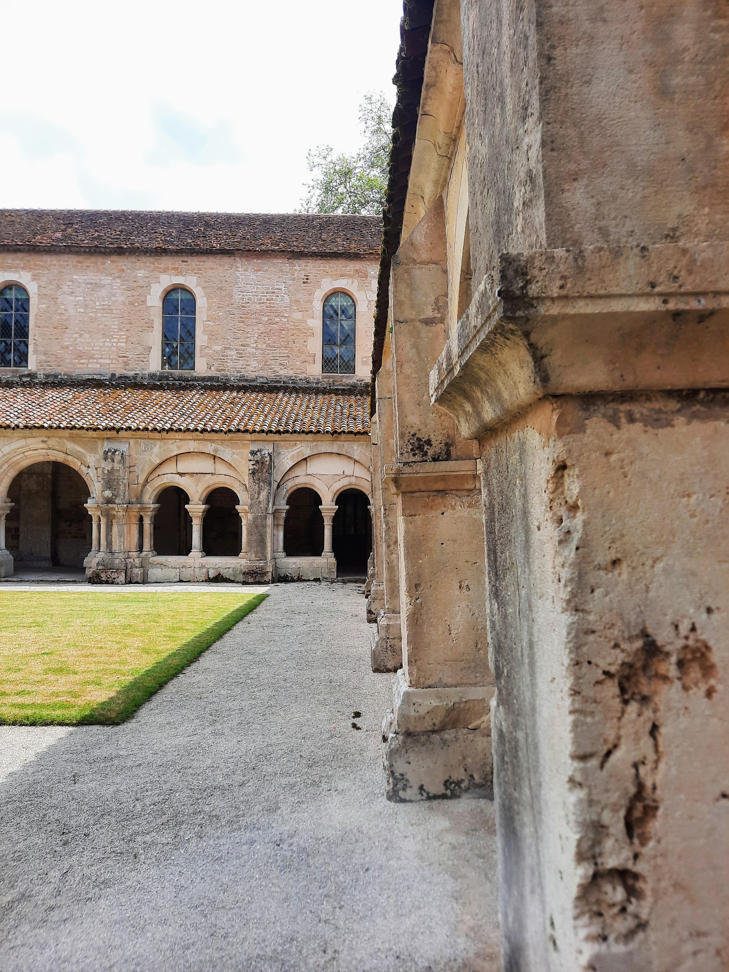 L'Abbaye de Fontenay, Côte d'Or