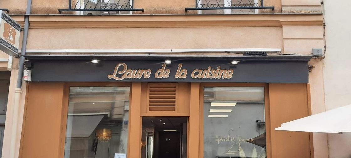 Laure de la cuisine, Versailles