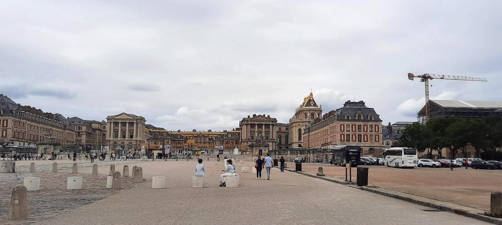 Hôtel le Versailles à Versailles