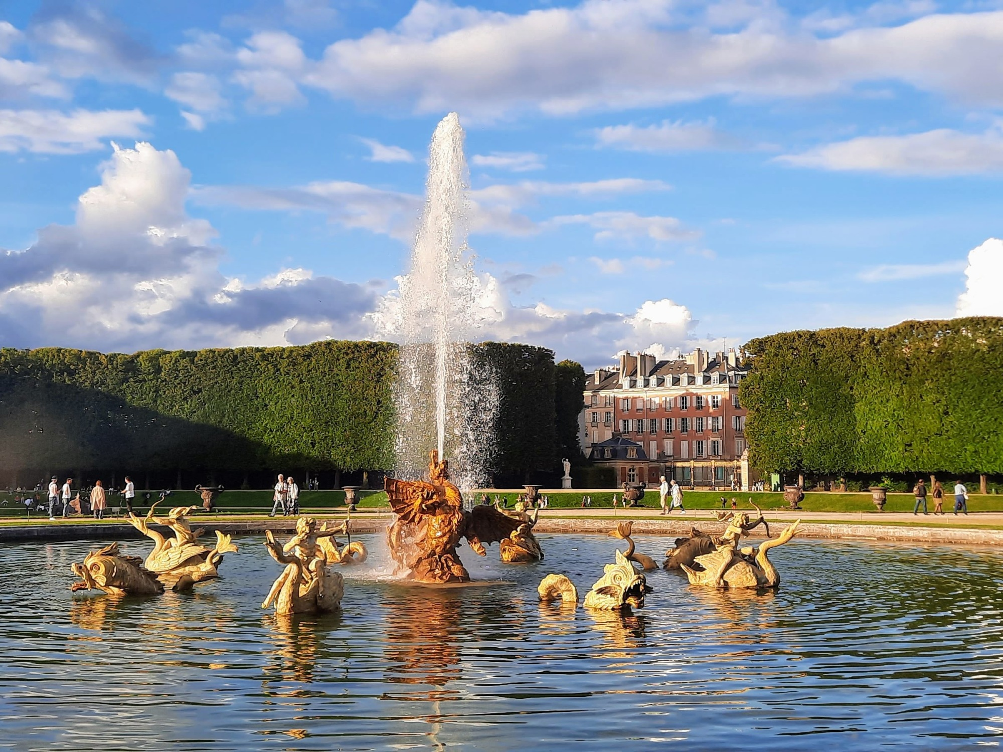 Château de Versailles Les grandes eaux