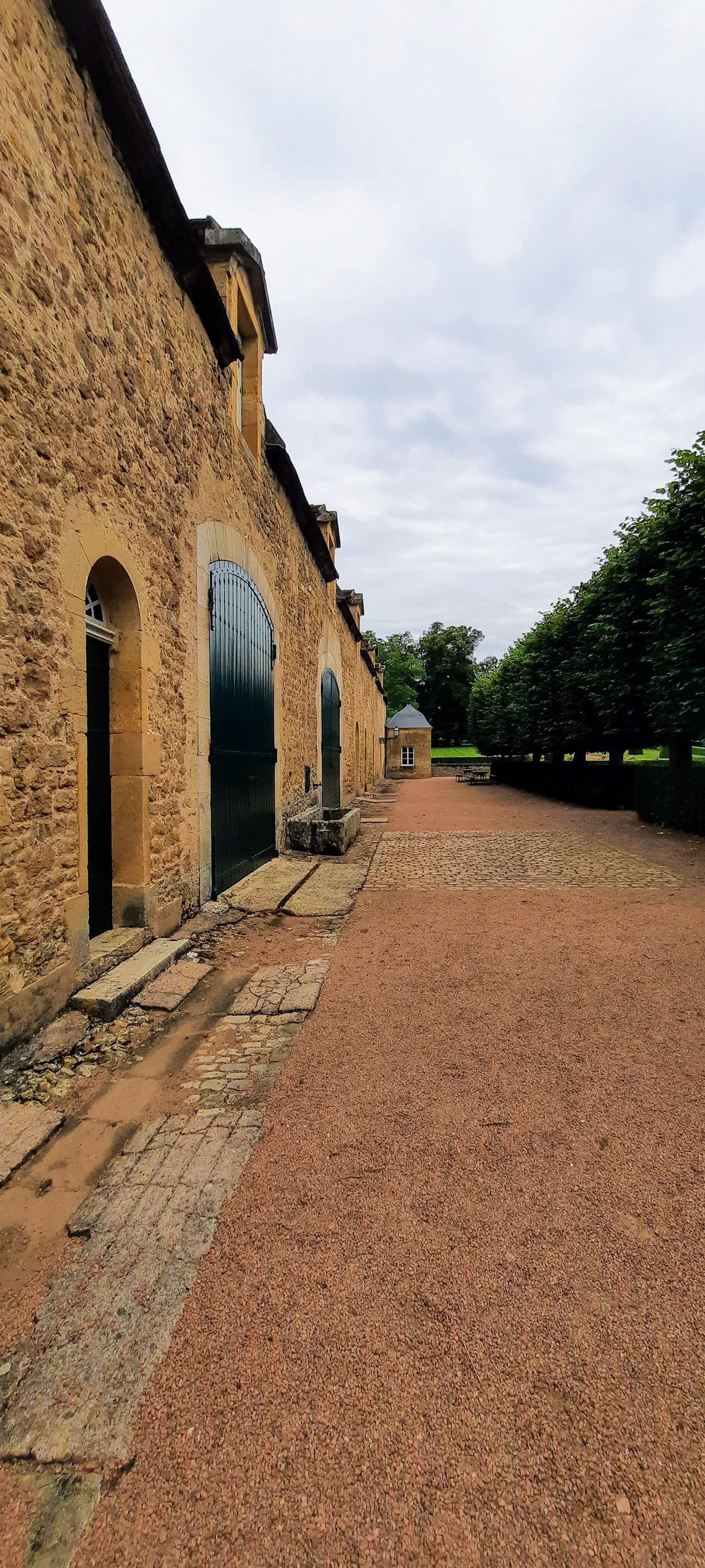 Château de Drée, Saône-et-Loire