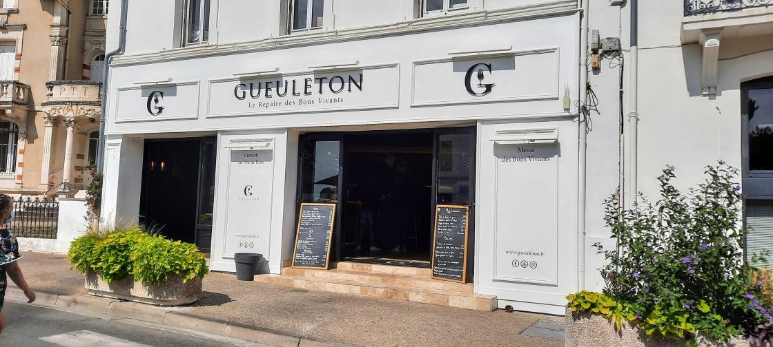 Gueuleton à Saint-Palais-sur-Mer