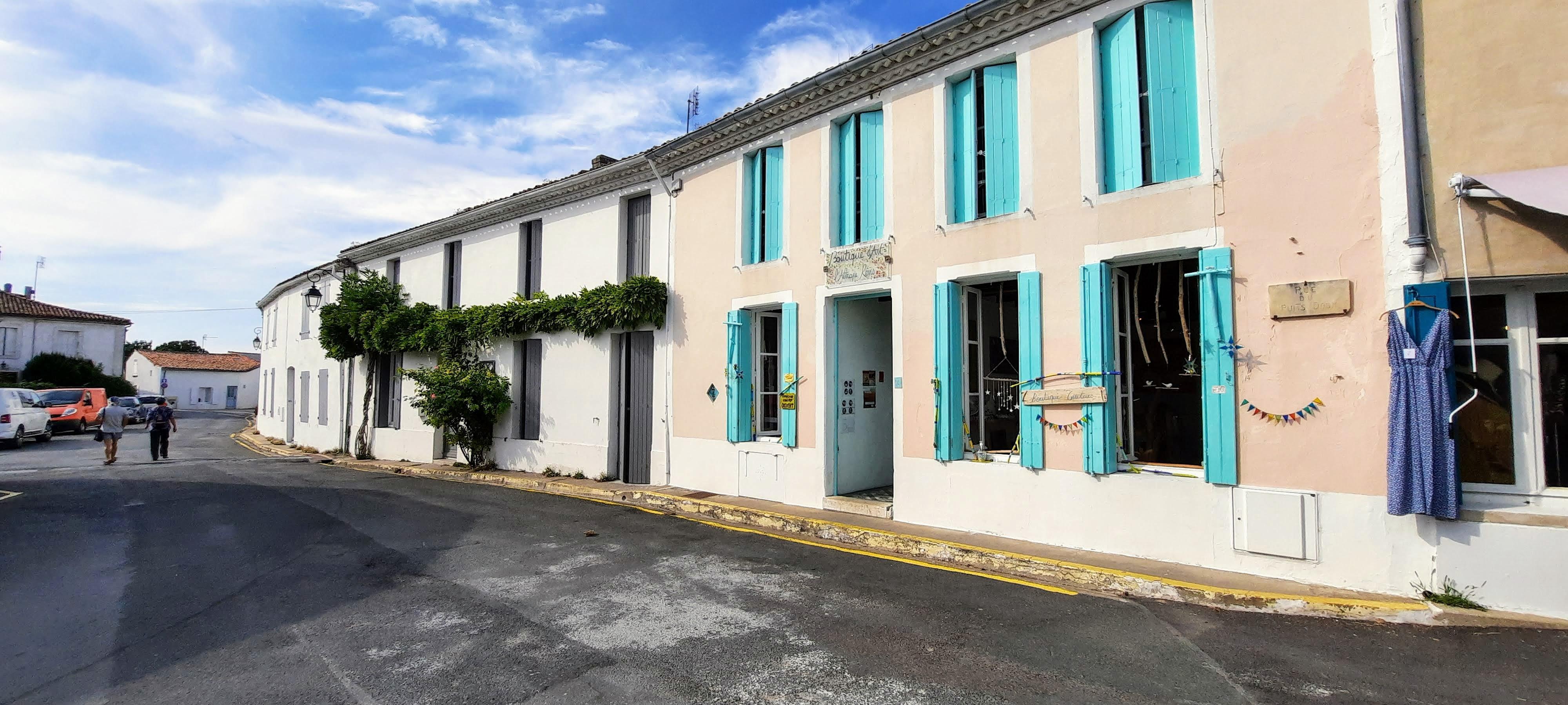 Mornac-sur-Seudre